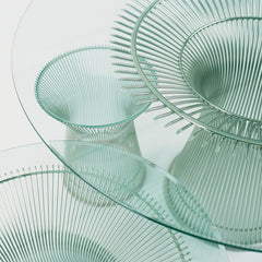 Knoll Warren Platner Table Collection Detail