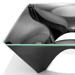 Adjaye for Knoll Washington Corona Coffee Table Detail
