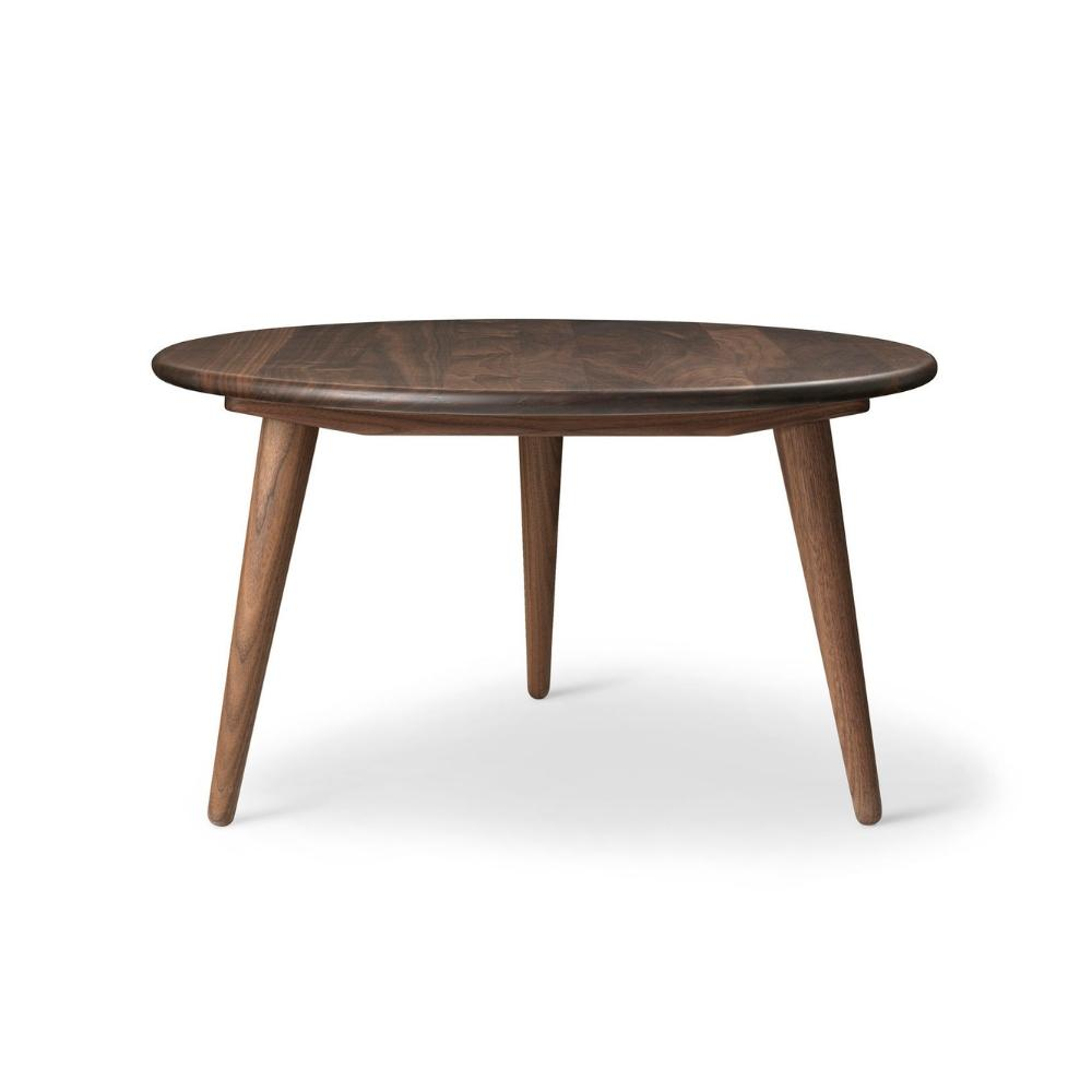 Hans Wegner CH008 Coffee Table in Walnut Carl Hansen and Son
