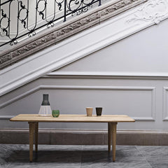 Carl Hansen and Son Wegner CH11 Coffee Table in Situ
