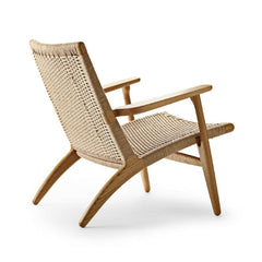 Wegner CH25 Chair Oak Oil Back Carl Hansen and Son