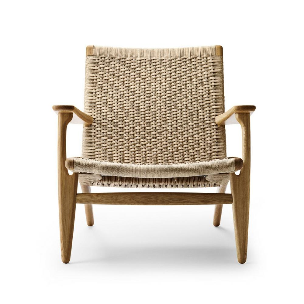 Wegner CH25 Chair Oak Oil Carl Hansen and Son