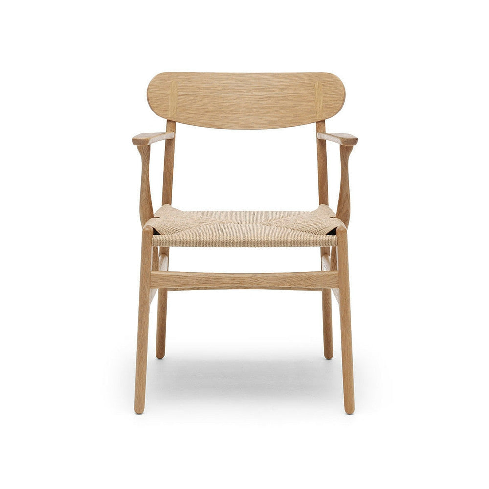 Wegner CH26 Dining Chair Oak Carl Hansen & Son