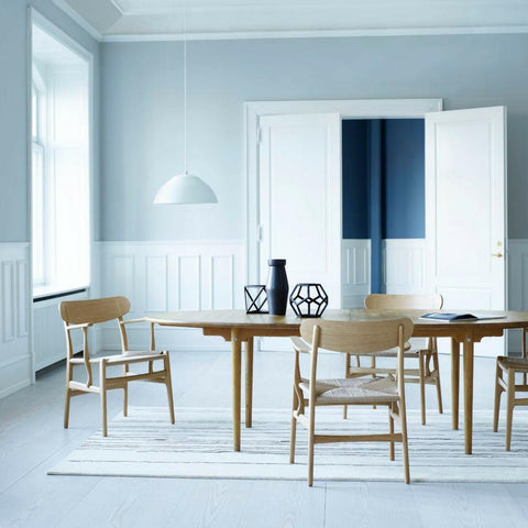 Wegner CH339 Dining Table
