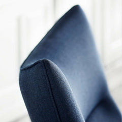 Wegner CH445 in Kvadrat Canvas 794 detail Carl Hansen and Son