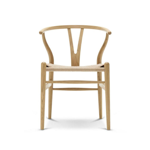 Wegner Wishbone Chair | Natural Wood