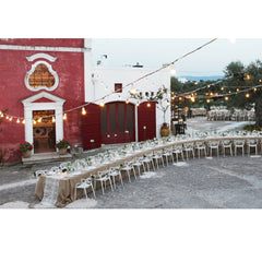 White Masters Chairs Outdoors Philippe Starck for Kartell