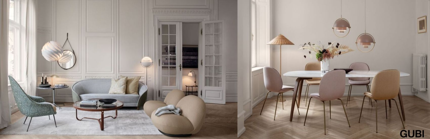 Palette Parlor Timeless Modern Furniture Scandinavian Design