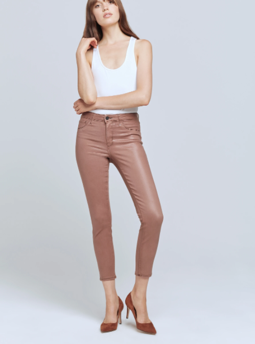 L'AGEMCE MARGOT SKINNY COATED (4947041321031)