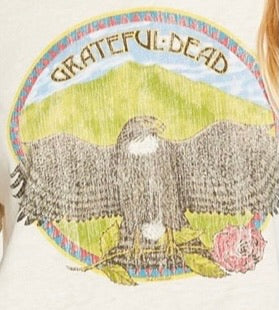 CHASER GRATEFUL DEAD ROLLED CREWNECK (4958302994503)