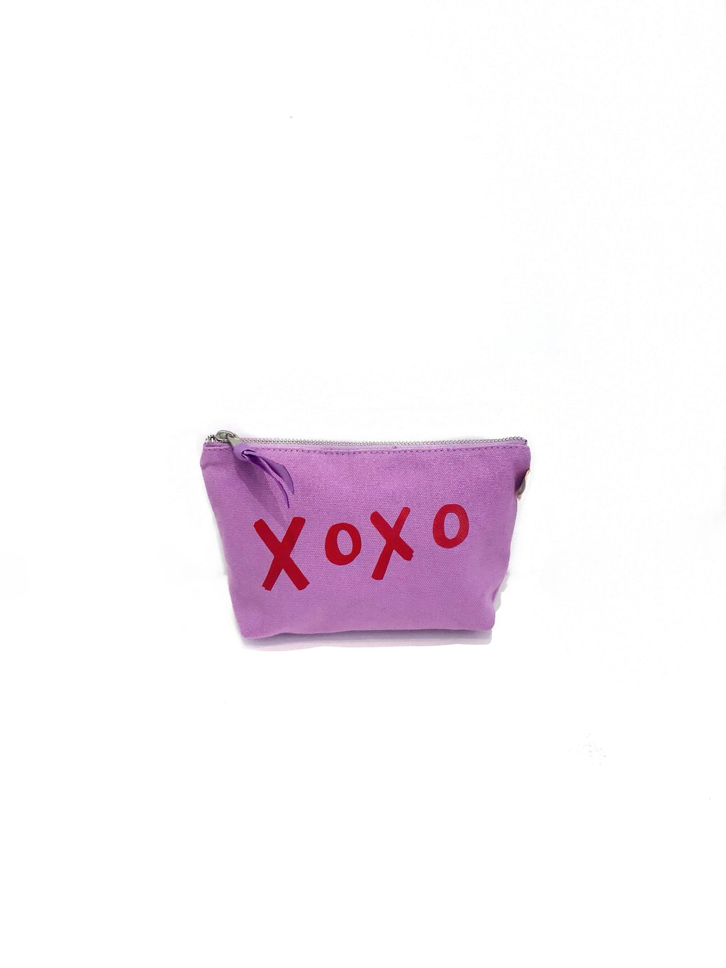 Makeup Bag Lavendar Xoxo (4919874224199)