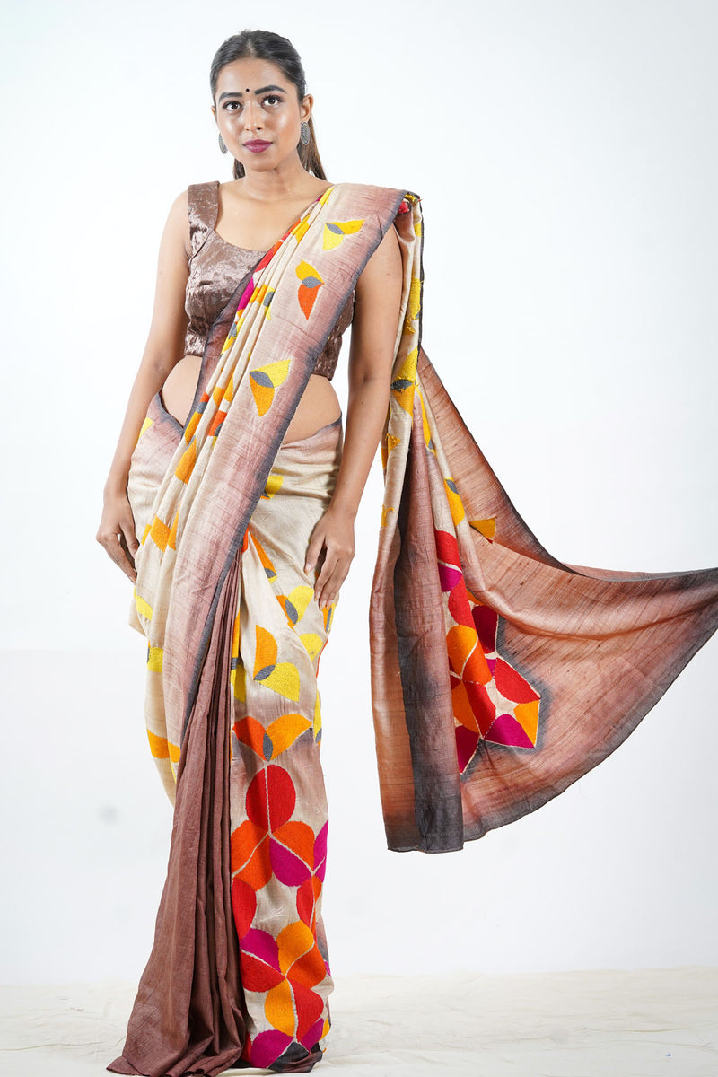 Begie Geometric saree