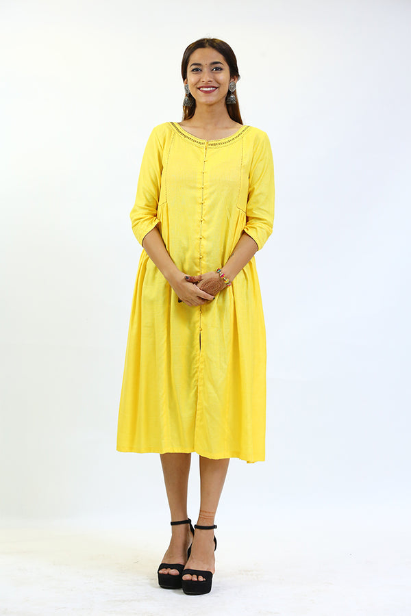 Yellow Dress/Tunic