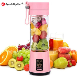 Sportrhythm™ Hand held USB Smoothie Juicer