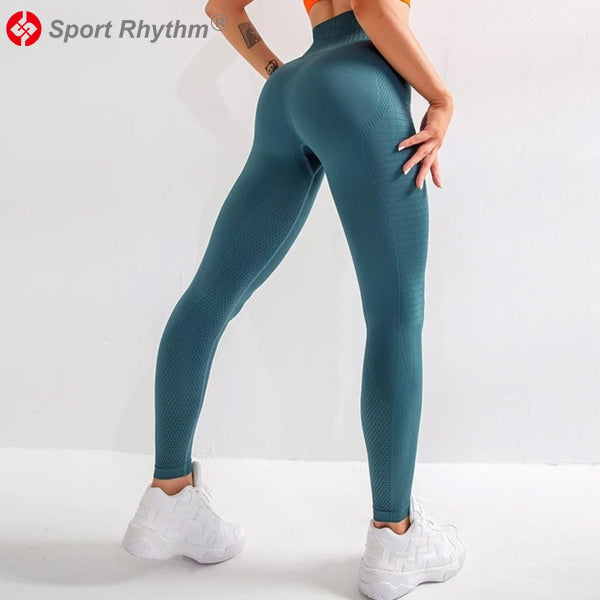 Sportrhythm™ Polina High Waist  Seamless Leggings