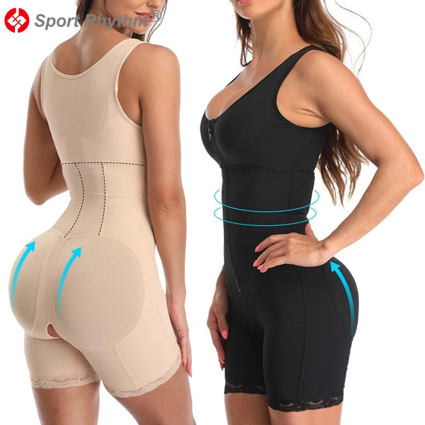 Sportrhythm™ Women's zipper slimming corset