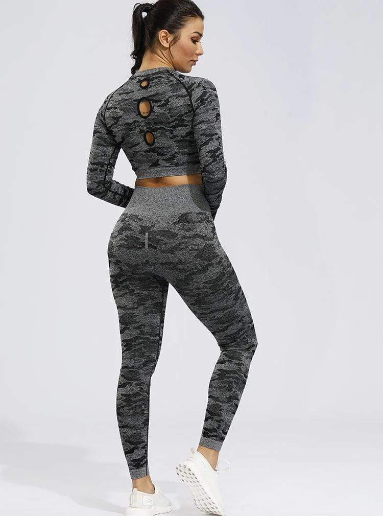 Sportrhythm™ Leggings Fitness Suit