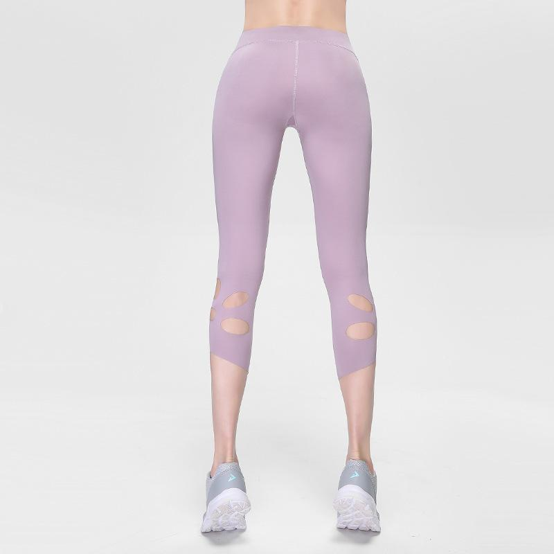 Sportrhythm™ High waist hole leggings