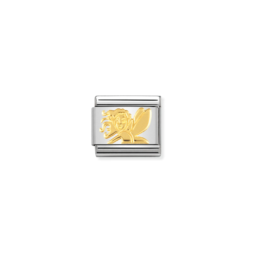 COMPOSABLE CLASSIC LINK 030149/01 MERMAID IN 18K GOLD