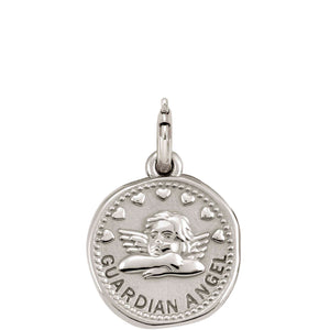 WISHES PENDANT CHARM 147303/021 GUARDIAN ANGEL
