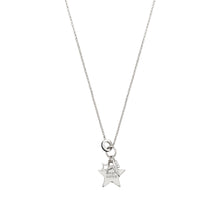 Load image into Gallery viewer, EASYCHIC NECKLACE 147902/042 SILVER BEST SISTER STAR