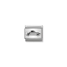 Load image into Gallery viewer, COMPOSABLE CLASSIC LINK 330101/33 VINTAGE CAR IN 925 SILVER