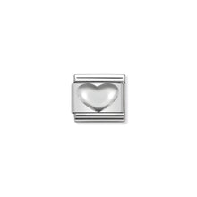 Load image into Gallery viewer, COMPOSABLE CLASSIC LINK 330106/01 HEART IN 925 SILVER