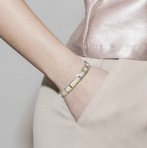 COMPOSABLE CLASSIC LINK 030101/07 LETTER G IN 18K GOLD