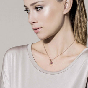 EASYCHIC NECKLACE 147902/042 SILVER BEST SISTER STAR