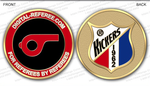 Denver Kickers Challenge Coin