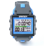 Spintso Referee Watch 2X (Black/Blue)