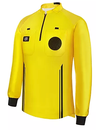 *New Style* Elite Soccer Referee Jersey