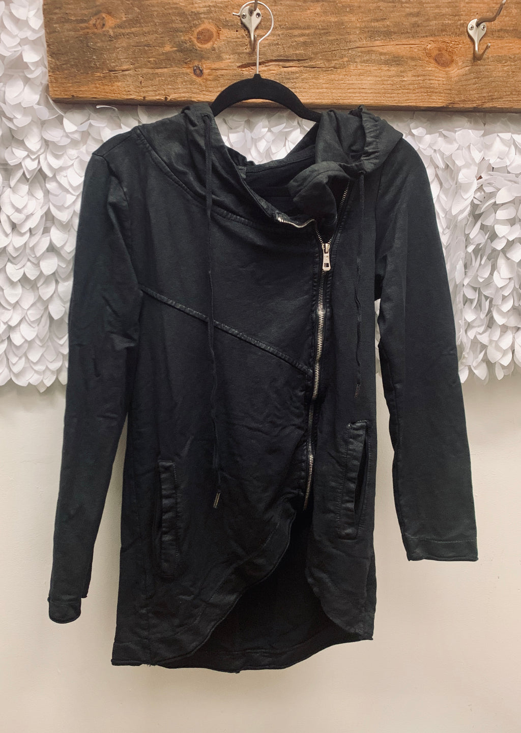 Zuma Beach Black Jacket