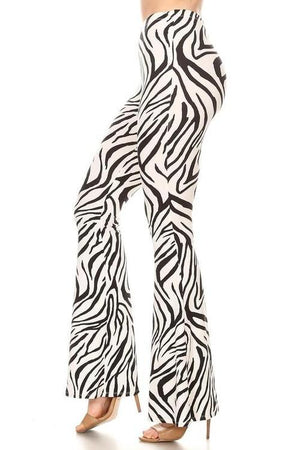 Zebra Flair Pants