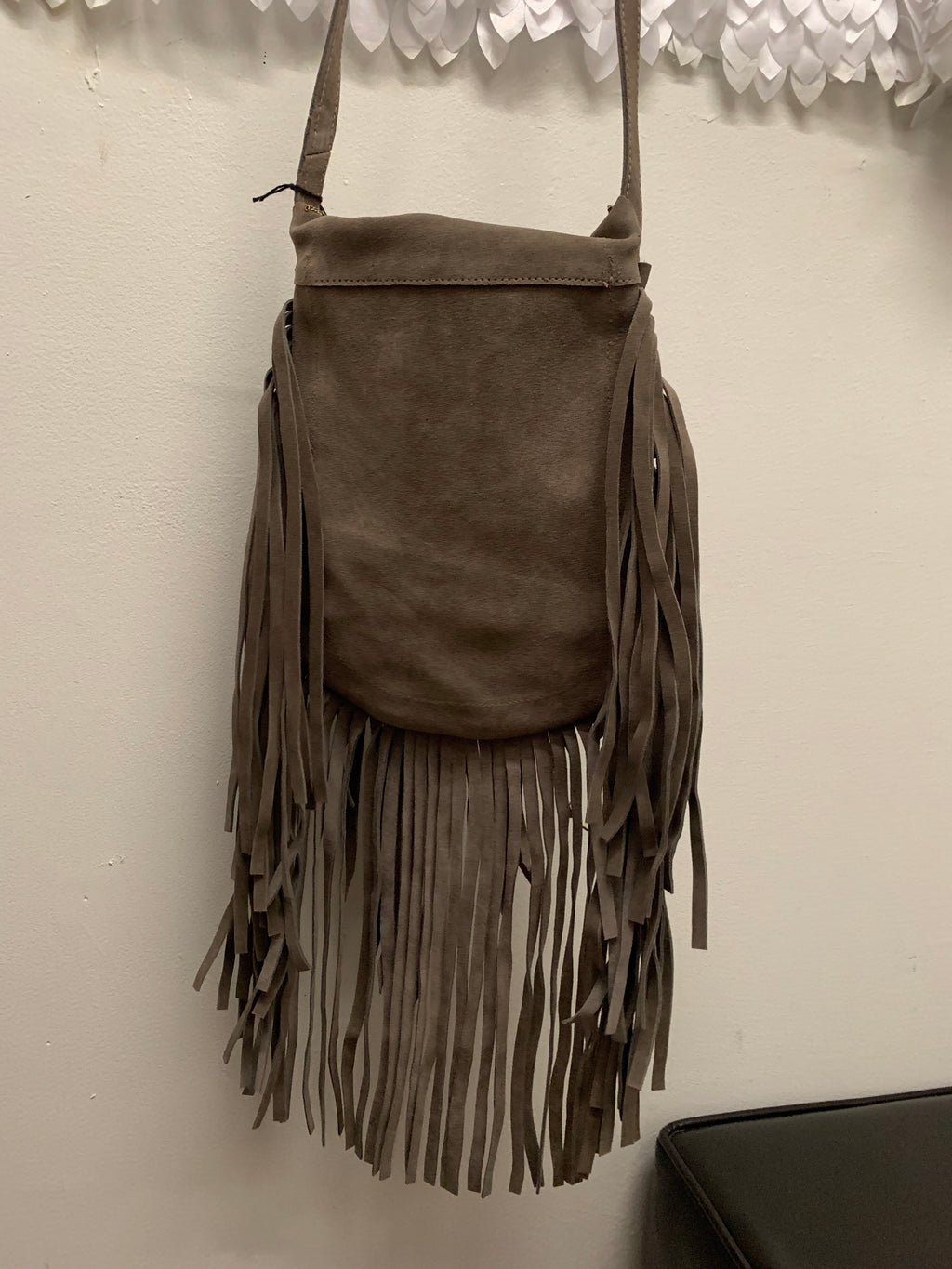 Tribal Multi Fringe Boho handbag