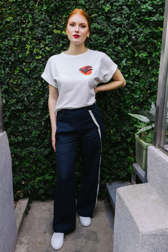 "T-shirt ""Sunset"" with Long pants "" Landscape"""