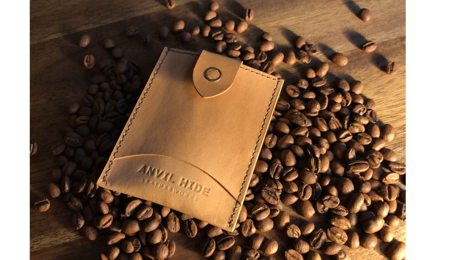 Can you use coffee to dye leather??