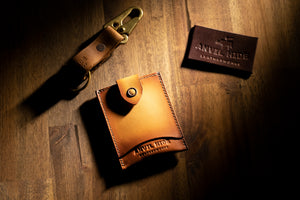 The Sliminalist wallet