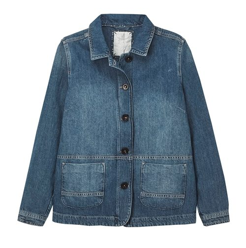 DENA DENIM JACKET