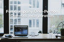 Full Company One-Person Domestic Incorporation - Weremote