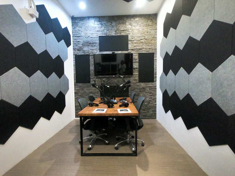 Podcast/Recording Studio in Ortigas for Rent with Equipment (4pax) - Weremote