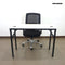 The Minimalist 100cm x 40cm Foldable Work Office Table by Weremote - Weremote
