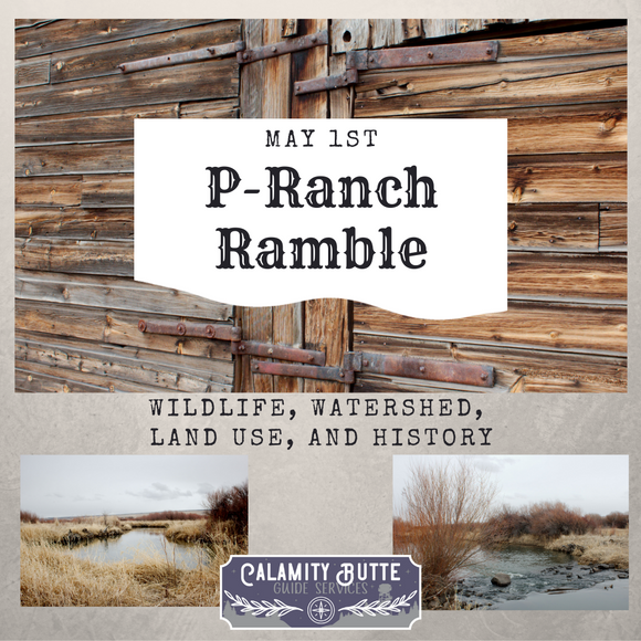 P-Ranch Ramble- May 1st