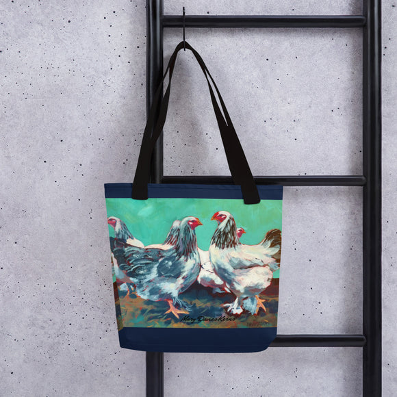 Pullet Surprise Tote bag