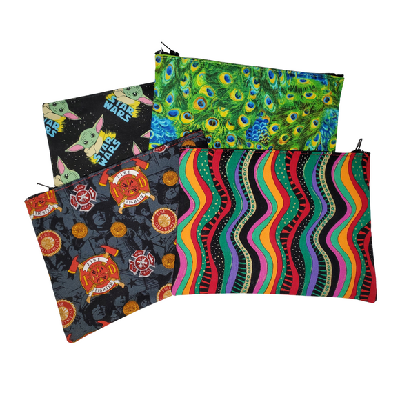Zipper Bag- 2 Bags N More