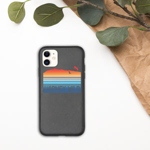 Retro Harney Wild Biodegradable Iphone case