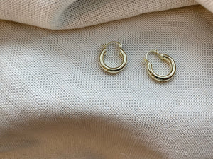 Everyday Hoops 14k Gold Filled