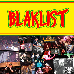 BANNED IN THE BAY - Blaklist Fingerboard