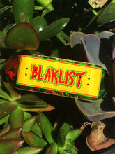 Load image into Gallery viewer, BANNED IN THE BAY - Blaklist Fingerboard
