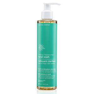 Clarifying Facial Wash - Fragrance Free 8 fl. oz.